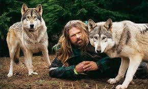 Wolves and man